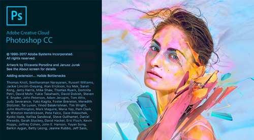 AdobePhotoshopcc2018(PScc2018)简体中文版_WWW.XUNWANGBA.COM