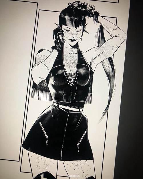 DC漫画 小丑(Joker)有新女友了?_WWW.XUNWANGBA.COM