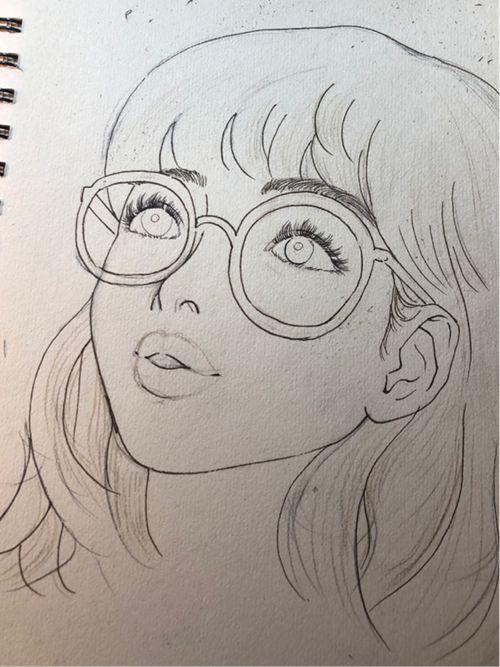 如何用马克笔绘制一幅人物画?_WWW.XUNWANGBA.COM