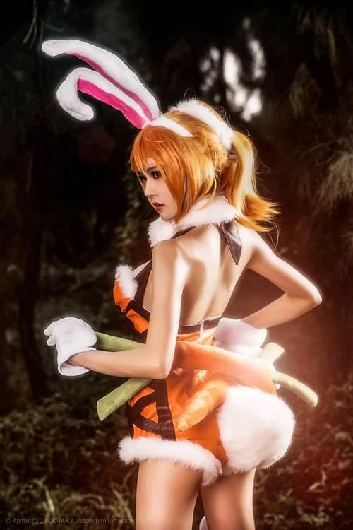(cosplay)王者荣耀花木兰_WWW.XUNWANGBA.COM