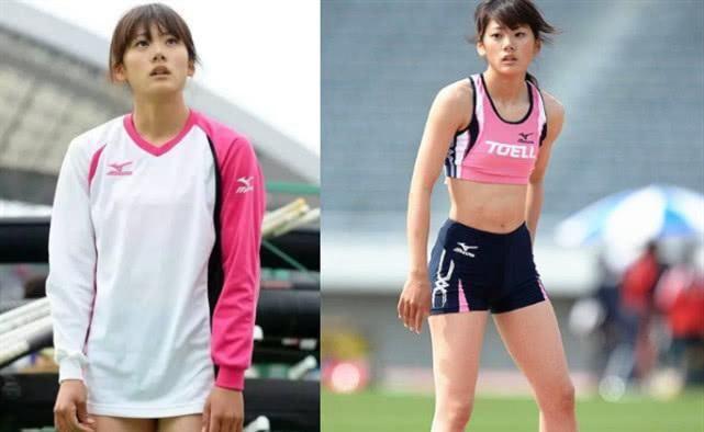 今野美穗 因太美被评为体育界新垣结衣,退役后表示将拍日本电影_WWW.XUNWANGBA.COM
