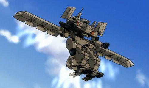 高达00机体介绍----铁人高机动型谱系简介_WWW.XUNWANGBA.COM