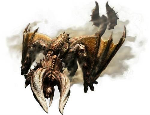 怪物猎人角龙一家介绍(没有特殊个体)_WWW.XUNWANGBA.COM