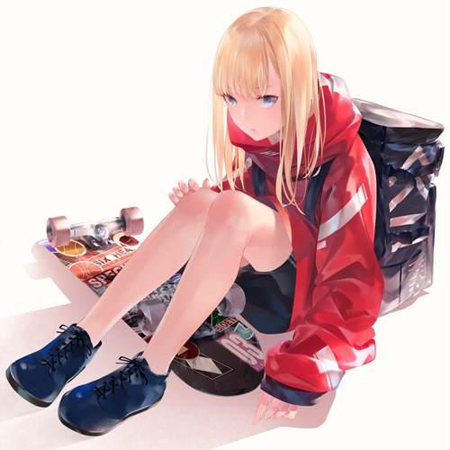可爱的二次元图片合集_WWW.XUNWANGBA.COM