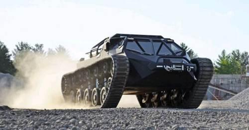 民用小型装甲车,土豪专属的钢铁猛兽_WWW.XUNWANGBA.COM