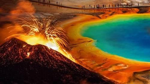 人类文明绝大好消息 最新预测称,黄石超级火山爆发还早得很_WWW.XUNWANGBA.COM