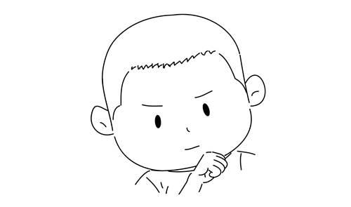 (少年的你易烊千玺Q版)易烊千玺新作,新形象与以往截然不同,期待你每次不同的亮相_WWW.XUNWANGBA.COM