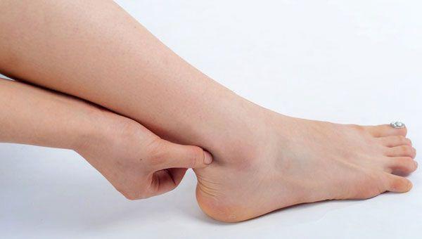 跟腱炎是哪个部位图片_WWW.XUNWANGBA.COM