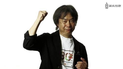 游戏之神 宫本茂眼中游戏的过去和未来 (Fami通)专访要点整理_WWW.XUNWANGBA.COM