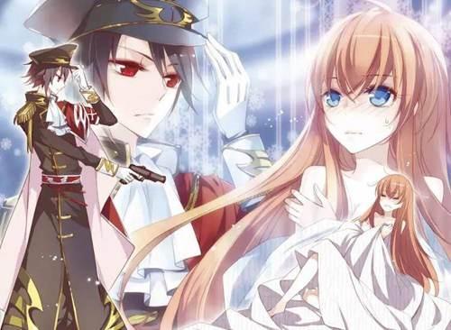 三部关于吸血鬼的恋爱漫画,浪漫的爱恋令人向往_WWW.XUNWANGBA.COM