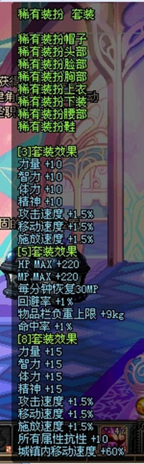DNF历代天空套大全_WWW.XUNWANGBA.COM