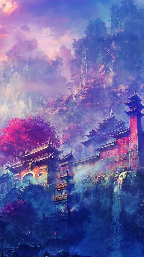 4K超高清壁纸唯美风景壁纸(第四期)_WWW.XUNWANGBA.COM