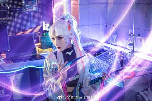 cosplay王者荣耀_WWW.XUNWANGBA.COM