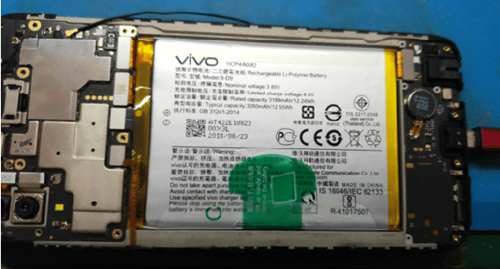 VIVO手机充电提示 无法充电,请咨询售后 ,原来根源在这里_WWW.XUNWANGBA.COM