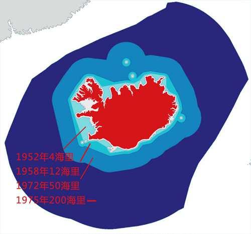 冰岛-英国三次鳕鱼战争_WWW.XUNWANGBA.COM