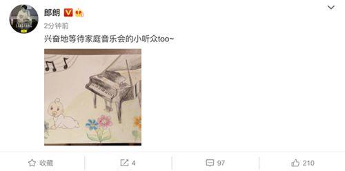 郎朗宣布妻子吉娜怀孕喜讯 郎朗吉娜兴奋地等待家庭音乐会的小听众_WWW.XUNWANGBA.COM