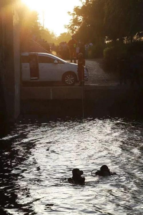 两女子凌晨开车冲入河中溺亡 女子是醉驾冲入河中还是另有隐情_WWW.XUNWANGBA.COM