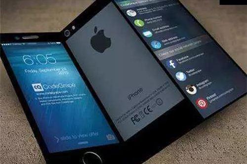 苹果测试可折叠iPhone显示屏 苹果测试可折叠屏_WWW.XUNWANGBA.COM