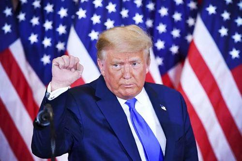 """特朗普宣称美国大选""""被操纵"""" 特朗普手上还有什么大招_WWW.XUNWANGBA.COM"""