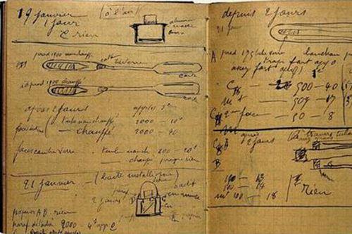 居里夫人笔记仍具放射性 居里夫人第一个发现放射性吗_WWW.XUNWANGBA.COM