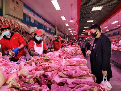 猪肉价格连涨19个月后首次转降 猪肉价格连续7周回落_WWW.XUNWANGBA.COM