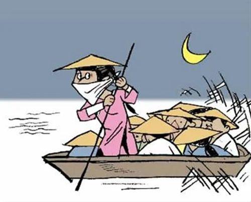 云南确诊病例怎么偷渡入境的 偷渡入境中国处罚_WWW.XUNWANGBA.COM