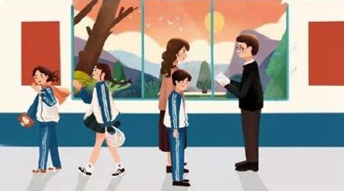 学校满意度调查老师发标准答案 学校满意度调查被指作假_WWW.XUNWANGBA.COM