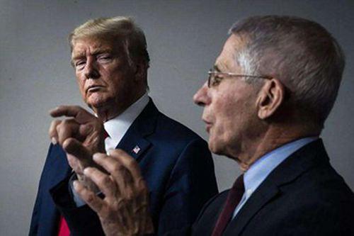 特朗普称大选后决定是否解雇福奇 总统大选后特朗普还是总统吗_WWW.XUNWANGBA.COM
