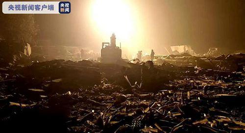 河北无极县珍珠棉厂爆炸已致7死 棉花爆炸的原因_WWW.XUNWANGBA.COM