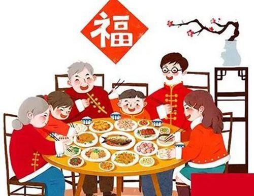 春节要吃的食物 春节要吃哪些东西 春节要吃哪些美食_WWW.XUNWANGBA.COM