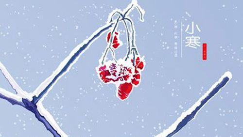 小寒节气的诗句 小寒节气的优美诗词_WWW.XUNWANGBA.COM