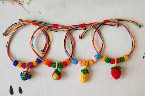 端午节戴五彩绳的意义 端午节戴五彩绳的传说_WWW.XUNWANGBA.COM