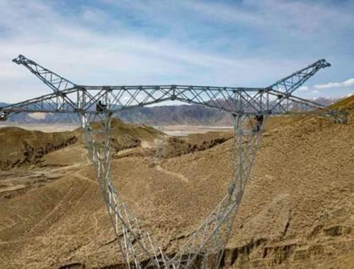 西藏阿里电力联网工程全线贯通 西藏联网工程贯通_WWW.XUNWANGBA.COM